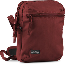 Lundhags Alokh 2 Borsa a tracolla, rosso